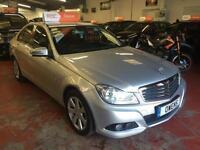 2011 (61) MERCEDES-BENZ C CLASS C220 CDI BlueEFFICIENCY SE Edition 125 Auto