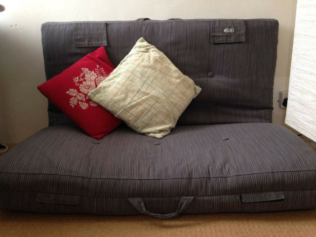 Futon Company Double Bed Mattress Lofa Sofa