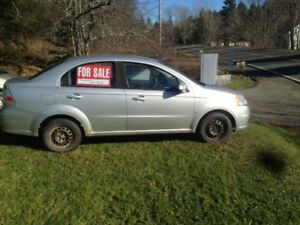 2008 chevy aveo for sale