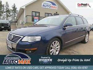 2007 Volkswagen Passat Wagon!  All-Wheel Drive! Leather! REDUCED