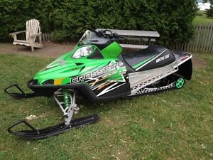 "Arctic Cat Crossfire 141"" 2010"