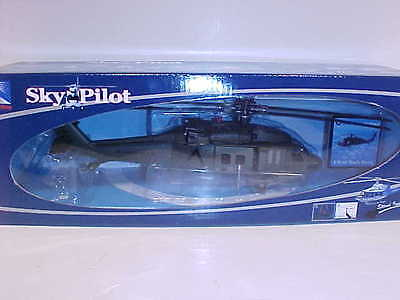 US Army Black Hawk UH-60 Sikorsky Helicopter 1:60 Die-cast Newray 10 inch Green for sale  Indio