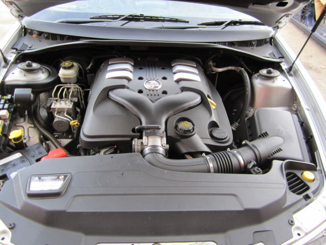 Vz V6 Engine Manual