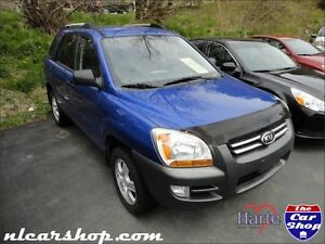 2008 KIA Sportage, FWD Auto, 4 cyl, INSPECTED - nlcarshop.com