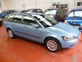 VOLVO V50 S (blue) 2006