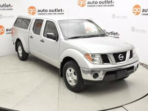 2008 Nissan Frontier SE-V6 4x4 Crew Cab 139.9 in. WB