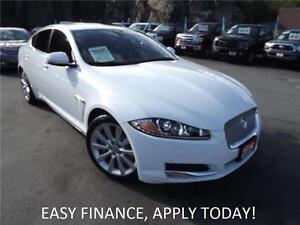 2014 Jaguar XF AWD!! SUPERCHARGED!! NAV!!