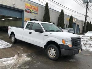 2010 FORD F-150 XL 4X4 *189000 KM*/AUT/AC/MAGS!!