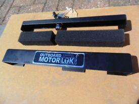 Fulton Outboard MotorLok in Excellent Condition.