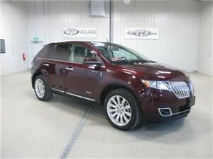 2011 Lincoln MKX LTD AWD Navigation, Moon Roof