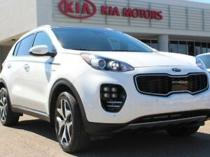2017 Kia Sportage SX 2.0T, PANORAMIC SUNROOF, NAVI, BACKUP CAM,