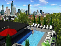 GRIFFINTOWN CONDO*** WITH GARAGE** ROOF TOP TERRACE