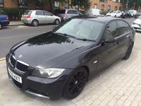 BMW 3 Series 3.0 330d M Sport 4dr SMOOTH DRIVE 2KEYS 2005 (55 reg), Saloon