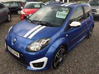 2010 RENAULT TWINGO 1.6 VVT Gordini 133 FULL GRAPHITE LEATHER
