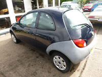 FORD KA - EF06CXU - DIRECT FROM INS CO