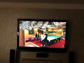 """Sanyo 40"""" hd tv - freeview, HDMI etc excellent condition"""