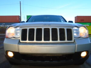 2008 Jeep Grand Cherokee-LEATHER-SUNROOF-CRD-3.0L V6 DIESEL