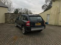 2008 Jeep Compass CRD