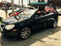 2007 Volkswagen EOS Convertible- WE FINANCE- 100% APPROVED