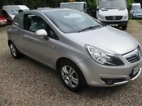 2010 Vauxhall Corsavan 1.3CDTi 16v ( 95ps ) ( Euro 5 ) Sportive NO VAT 2010 reg