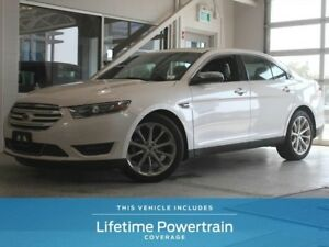 2016 Ford Taurus Limited-Moon Roof-Nav-Blind Spot Monitoring