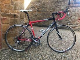 Specialised Allez Road Bike - Carbon Forks