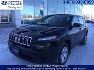 2015 Jeep Cherokee Sport Heated Seats Remote Start