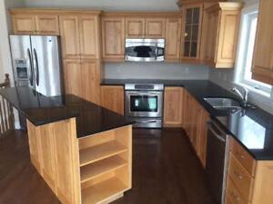 3 bedroom end unit at The Knolls with double car garage