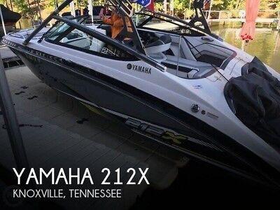 2016 Yamaha 212X Used