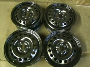 "4-17"" 6 BOLTx115 STEEL RIMS"