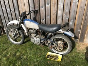 Motorcycle parts for sale