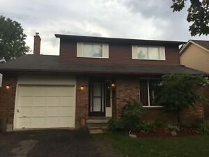 SPACIOUS FAMILY HOME IN WATERLOO NEAR KWANIS PARK