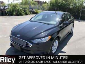 2018 Ford Fusion SE STARTING AT $168.31 BI-WEEKLY