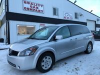 2005 Nissan Quest S Heated Seats. DECEMBER PRICING ONLY $5450! Red Deer Alberta Preview