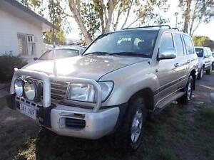 2004 Toyota LandCruiser Wagon Mount Louisa Townsville City Preview
