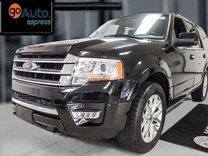 2017 Ford Expedition LIMITED!! NAV!! SUNROOF!! LEATHER AND SEAT