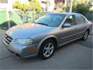 2003 NISSAN MAXIMA SE/ ONLY FOR $1250 AT 514-484-8181