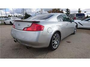 2005 Infiniti G35 Coupe Sport  FORGE RIMS  REV EDITION