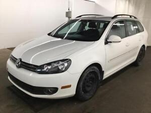 2012 Volkswagen Golf TDI Wagon Comfortline