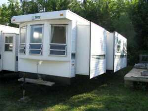 39' 1994 Terry Park model trailer project