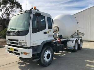09/07 Isuzu FVZ1400 Agitator Milperra Bankstown Area Preview