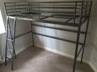 IKEA SVARTA Loft Bed Single.