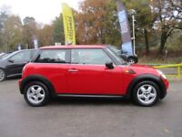 MINI HATCH ONE 1.6 ONE 3d 98 BHP (red) 2010