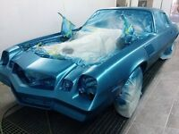 Welcome to PP Auto Body Shop  Car Painting $1500  We:  •Repair a