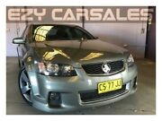 2012 Holden Commodore VE II MY12.5 SV6 Z-Series Grey 6 Speed Automatic Sedan Albion Park Rail Shellharbour Area Preview