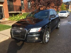 Audi Q5 2014 Technik Model S-line Package