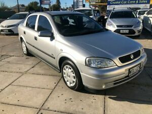 2000 Holden Astra TS CD Silver 4 Speed Automatic Sedan Park Holme Marion Area Preview