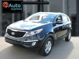2016 Kia Sportage LX, 2.4L, AWD, POWER WINDOWS/LOCKS, USB ACCESS