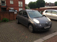 Nissan Micra 2005 1.2 petrol 16v S 5dr 12 Months MOT Very reliable car and cheap to run