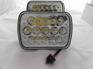 DOT LED SEALED BEAM HEADLIGHTS